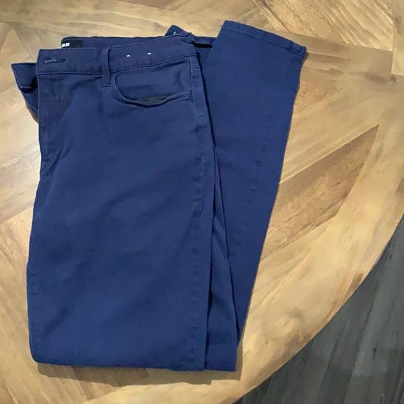 Express size 10R legging mid rise pants